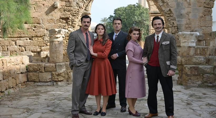 TRT 1'den yeni dizi: Bir Zamanlar Kıbrıs