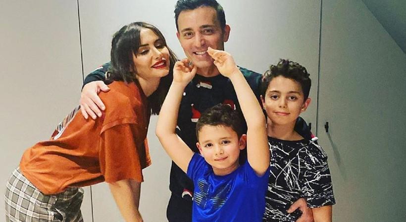 Emina Jahovic ve çocukları Coronavirus'e yakalandı