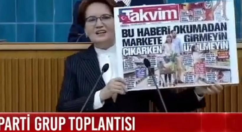 Takvim'in skandal manşetine tepki: Alay ediyor