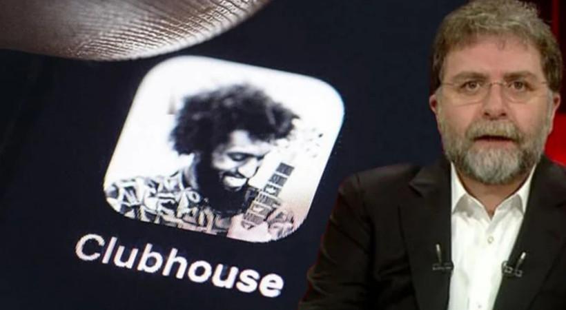 Ahmet Hakan'dan 'Clubhouse' tepkisi: 'Resmen leş bir pislik yuvası...'