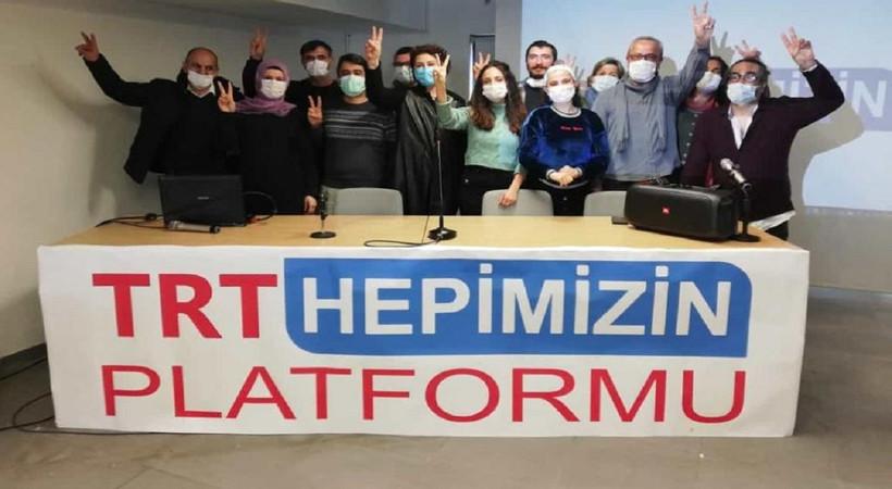 TRT Hepimizin Platformu kuruldu