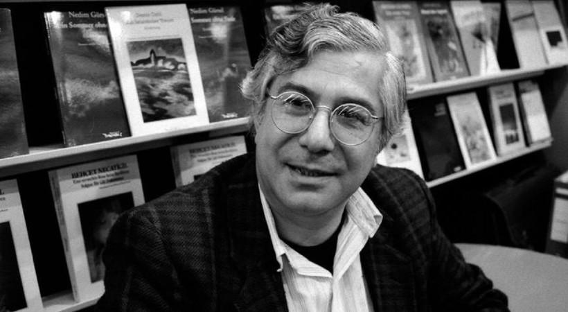 Usta edebiyatçı Demir Özlü hayatını kaybetti