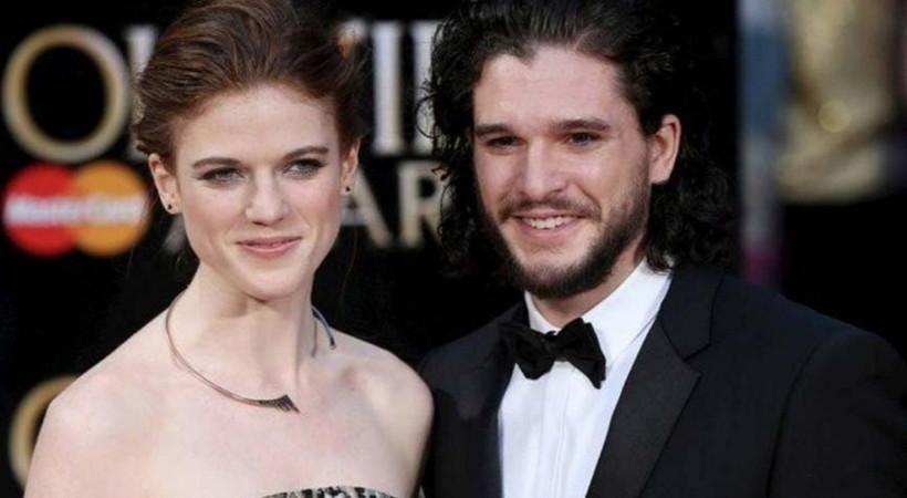 Game of Thrones'un Jon Snow'u baba oldu