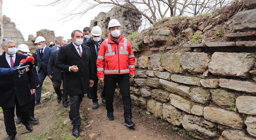 Sonunda müjdeli haber! İstanbul Surları restore ediliyor