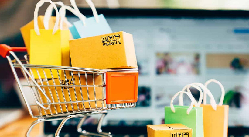 Online alışverişte büyük artış
