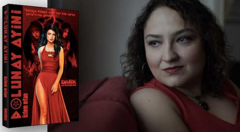Özlem Ertan 'Dolunay Ayini' kitabını anlattı: 'Kadına şiddete isyanımı bu romana yükledim'