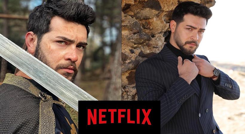 Genç oyuncudan Netflix'e ret