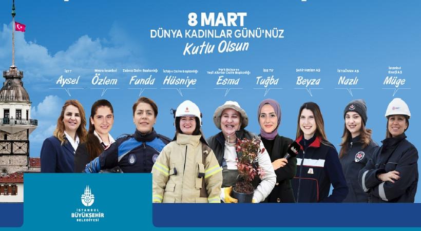 İBB'den Kadınlar Günü'ne özel etkinlikler