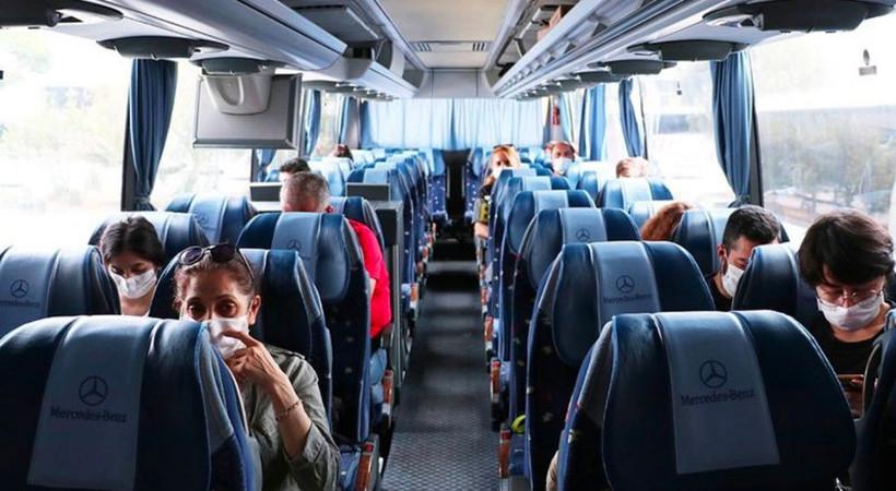 İstanbul'da yeni karar: Otobüs firmaları için yüzde 50 şartı kaldırıldı