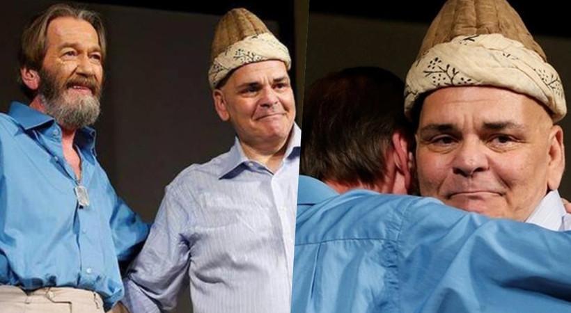 Anadolu Ajansı, Ferhan Şensoy'un Rasim Öztekin için yazdığı mektubu sansürledi!