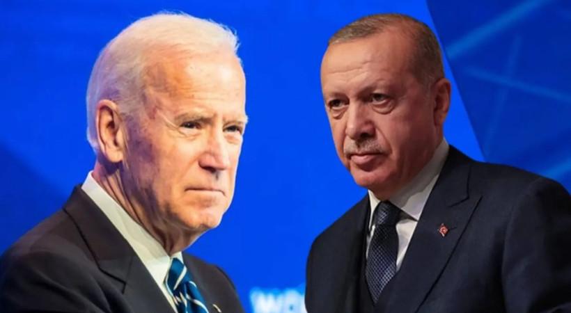 Cumhurbaşkanı Erdoğan'dan Biden'a flaş çağrı!