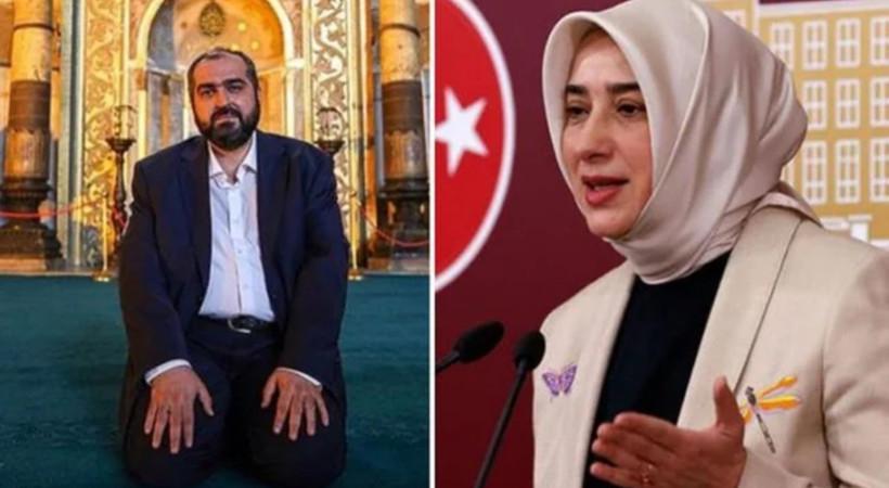 Ayasofya Camii İmamı Mehmet Boynukalın'dan AK Parti Grup Başkanvekili Özlem Zengin'e: 'Evet, müminler kardeştir; ama...'