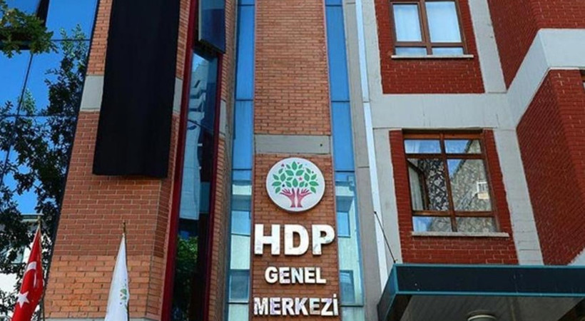 HDP iddianamesi ortaya çıktı! İşte, siyasi yasak getirilmesi istenen isimler
