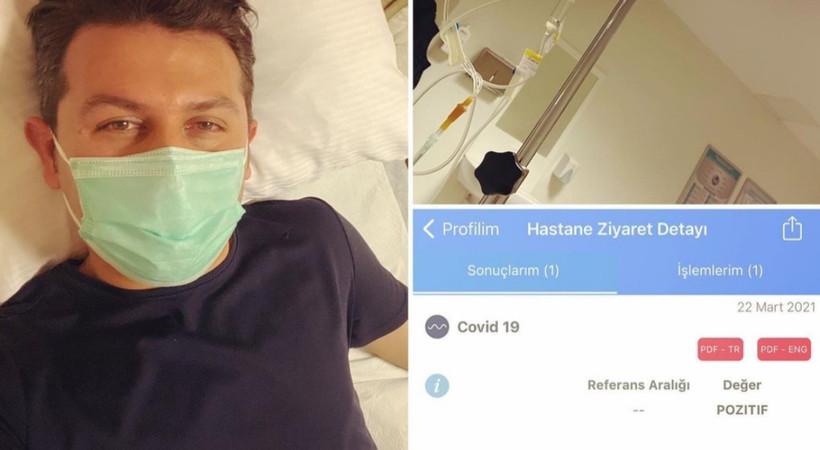 Kanal D Haber muhabiri Coronavirus'e yakalandı! Sağlık durumu nasıl?