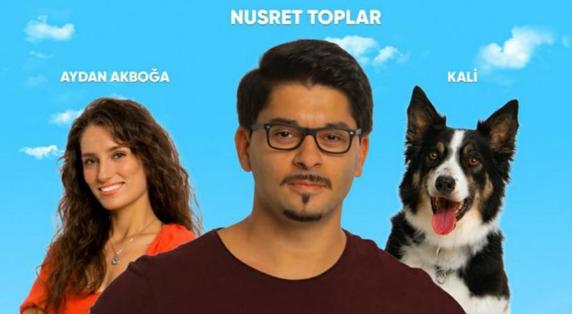 Hayvanseverlerden 'Dikkat Köpek Var' dizisine teşekkür