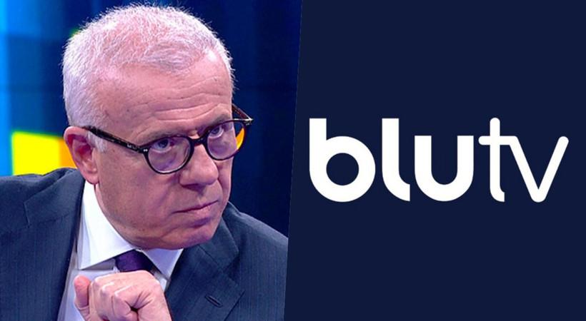 Ertuğrul Özkök'ten BluTV'ye iki eleştiri!