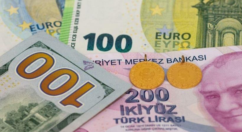 Dolar, euro ve altın fiyatlarında yükseliş!