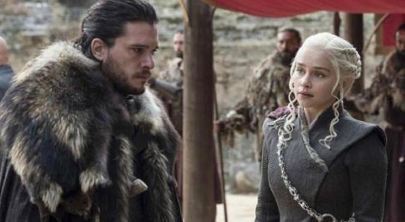 Game of Thrones'tan yeni haber