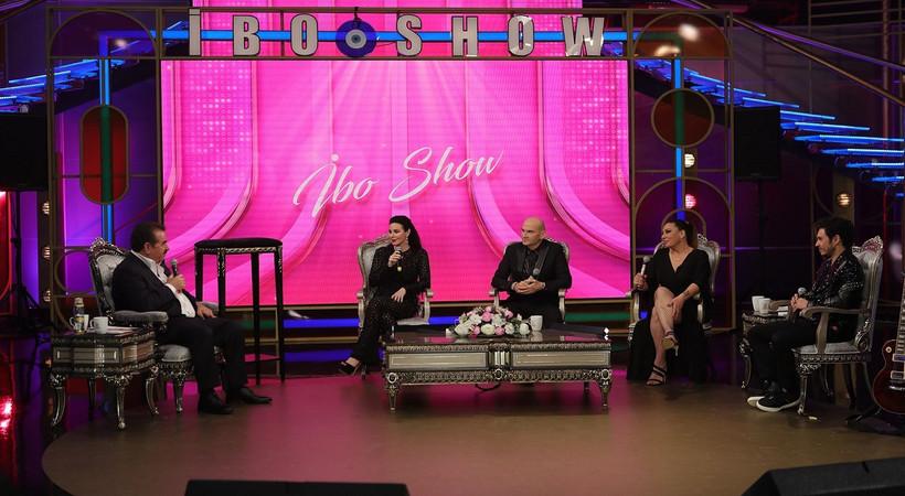 İbo Show'un yeni bölüm konukları...