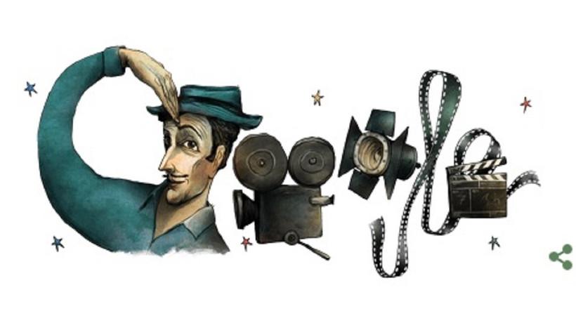 Google, Sadri Alışık'ı unutmadı