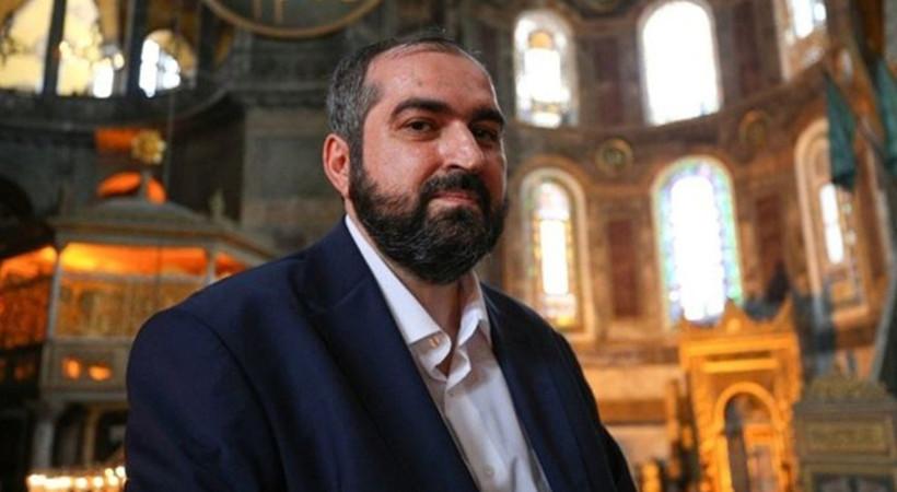 Ayasofya baş imamı Mehmet Boynukalın istifa etti!