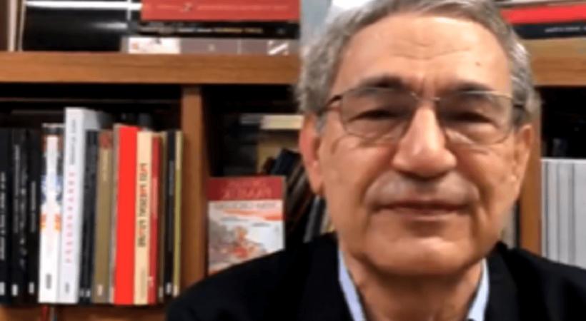 Orhan Pamuk'tan dizi açıklaması: Adım huysuza çıktı