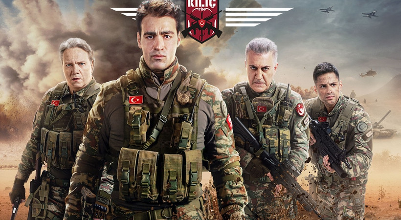 Savaşçı yeni sezon afişi yayınlandı!