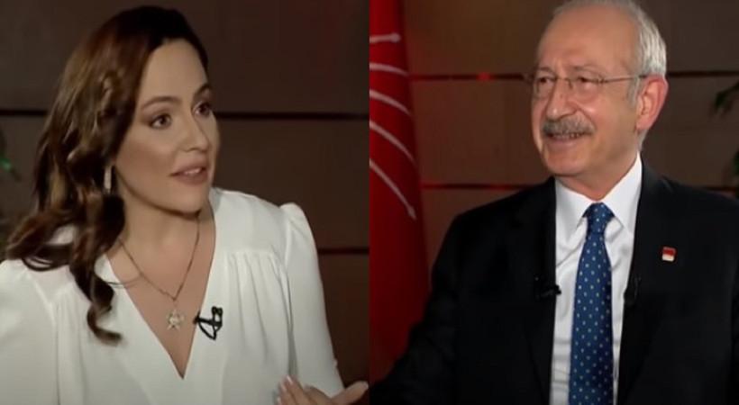 Kılıçdaroğlu'ndan Buket Aydın'a kahkaha göndermesi
