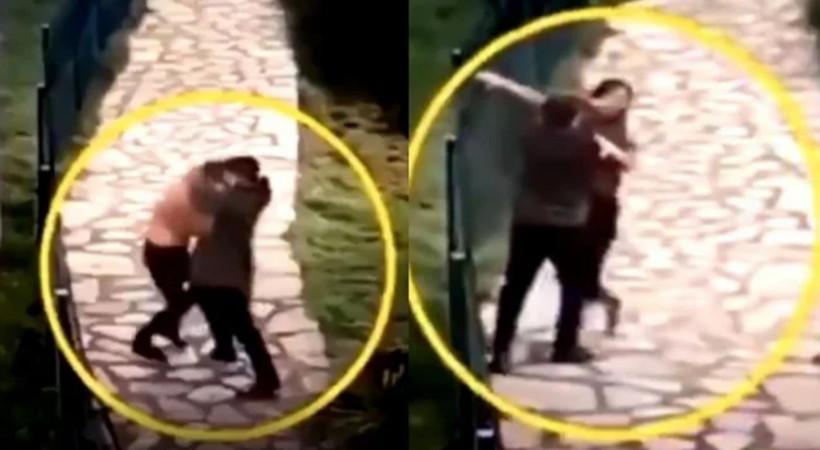 Cihangir'de genç kadın kabusu yaşadı! Bıçak dayayıp taciz etti