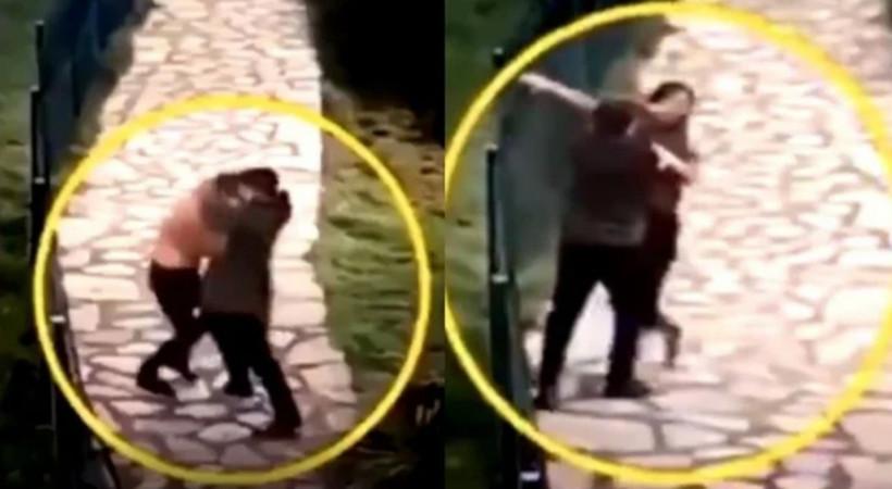 Cihangir'de kadını taciz eden saldırgan yakalandı