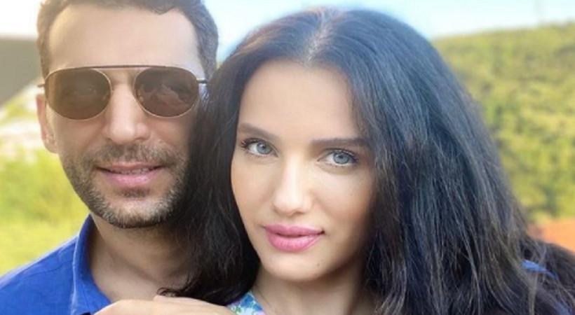 Murat Yıldırım'a romantik kutlama