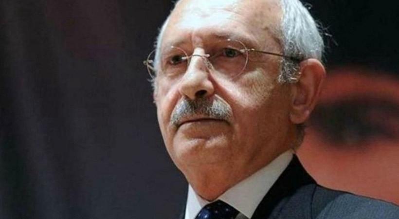 Kemal Kılıçdaroğlu'nun dokunulmazlığının kaldırılması için fezleke!