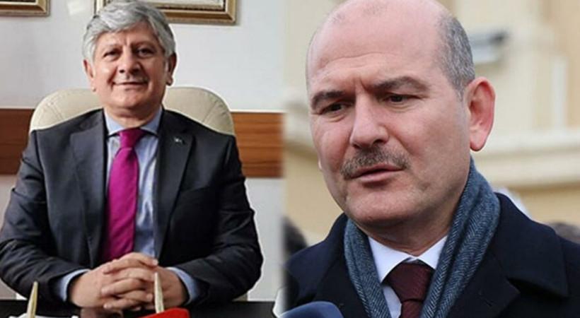 AKP Etik Kurulu Başkanı Kemalettin Aydın, Bakan Soylu'ya gazeteci Erk Acarer için zehir tavsiye etti!