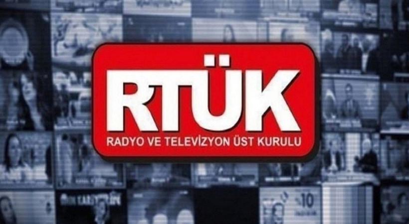 RTÜK televizyon kanallarına ceza yağdırdı!