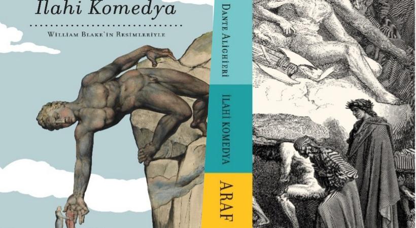 Dante'nin İlahi Komedya'sı Alfa Yayınları etiketiyle yeniden Türkçe'de!