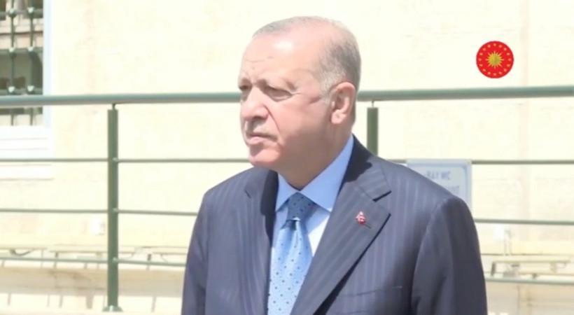 Erdoğan'ın sözleri sosyal medyada gündem oldu: 'En kötü ihtimalle Türkiye'deyim'