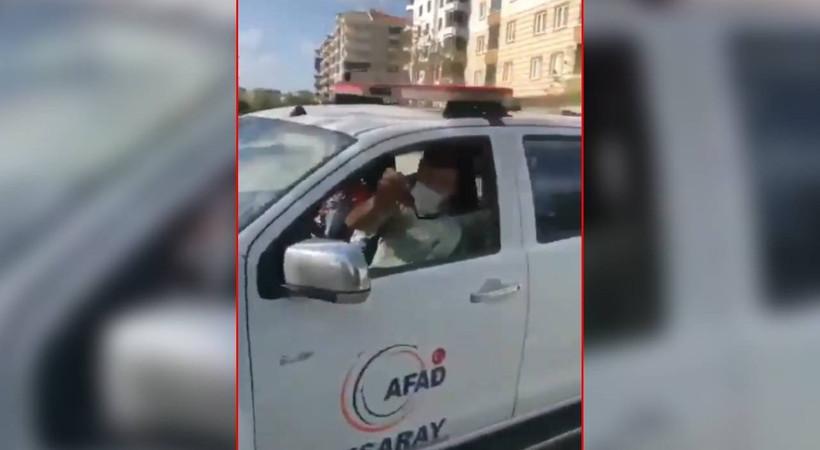 AFAD Müdürü Cezmi Türkmen, down sendromlu oğlunu parka götüren babaya hakaret etti!