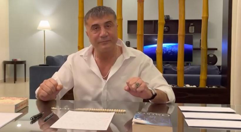 Sedat Peker sessizliğini bozdu! Mehmet Ağar ve Pelikancıları hedef aldı