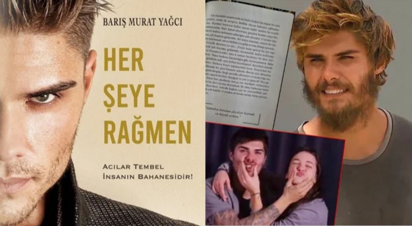 Barış Murat Yağcı kitabında kullandığı ifadelerle tepki çekti: 'Yüzlerce kadına yaptım bunu'