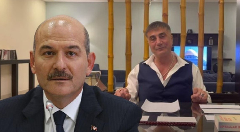 Süleyman Soylu'dan Sedat Peker'e yanıt!