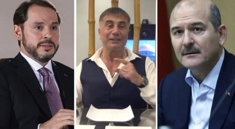 Sedat Peker'den çok konuşulacak yeni video! Bu kez Bakan Soylu'yu hedef aldı