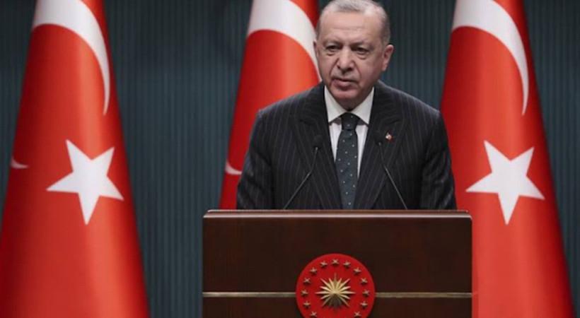 Cumhurbaşkanı Erdoğan, esnaf ve çalışanlardan helallik istedi