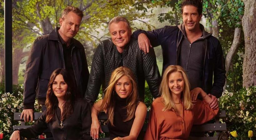 Friends: The Reunion ne zaman yayınlanacak? İlk tanıtım yayınlandı!