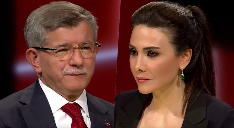 Ahmet Davutoğlu 40'a konuk oldu: 'Benim yokluğumda MKYK'da Berat Albayrak imza topladı'