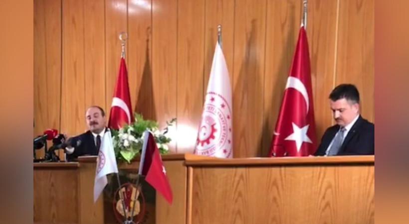 AA muhabirinin sorusu bakanları şoke etti: 'İsmi şaibeli Süleyman Soylu...'