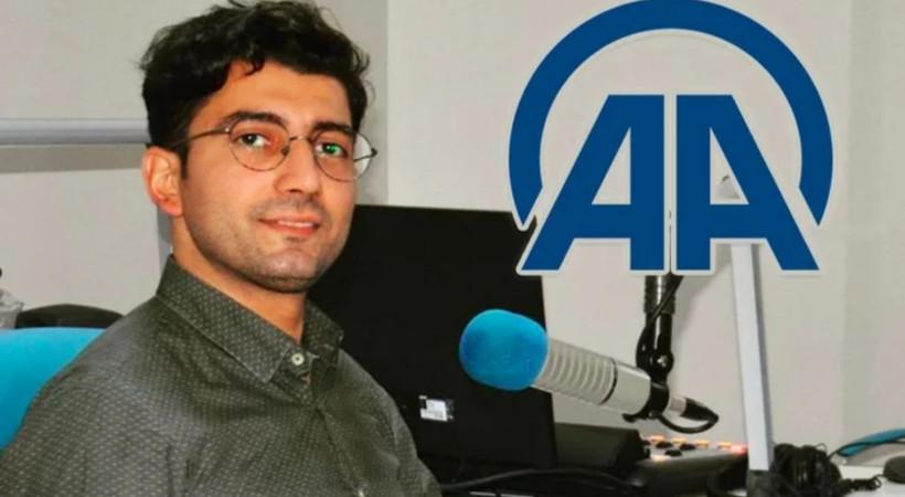 Anadolu Ajansı'ndan flaş karar! Muhabir Musab Turan'ın görevine son verildi