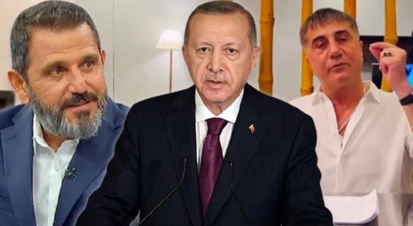 Fatih Portakal'ın Sedat Peker paylaşımı olay oldu! 'Erdoğan gerçekten kandırıldı mı?'
