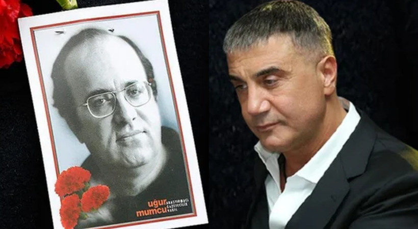 Sedat Peker'den flaş Uğur Mumcu iddiası! 'Şehit olduğunda yanına ilk gelen kim?'