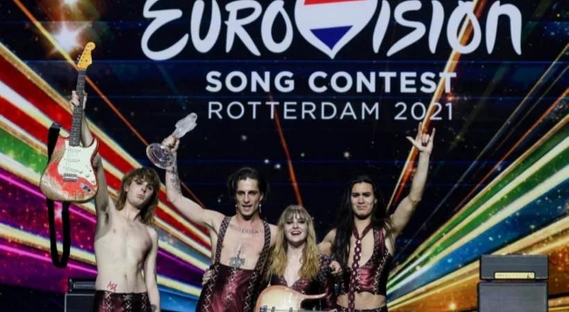 Eurovision'da birinci İtalya oldu!