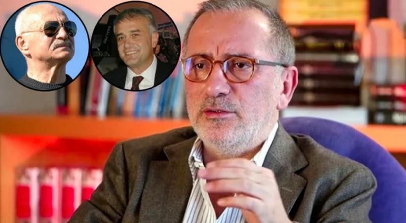 Fatih Altaylı'dan 'Sedat Peker ve Atilla Peker' sorusu! 'Bilmediğimiz bir devlet görevi mi vardı?'